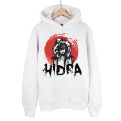 Hidra - HH - Hidra Beyaz Cepsiz Hoodie (Fırsat Ürünü)