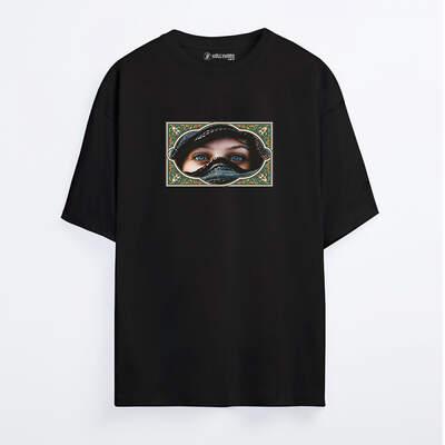 Hijab Oversize T-shirt