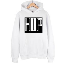 Groove Street - HH - Groove Street HipHop Font Design Beyaz Hoodie