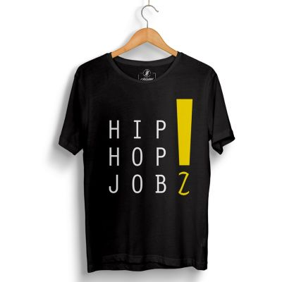 HH - Joker HipHop Jobz Siyah T-shirt