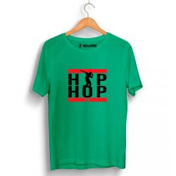 Groove Street - HH - Groove Street Hiphop Run Yeşil T-shirt