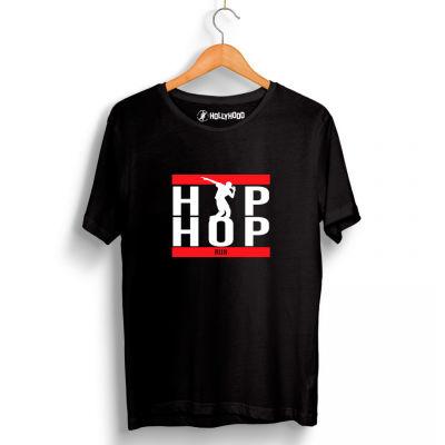 HH - Groove Street Hiphop Run Siyah T-shirt