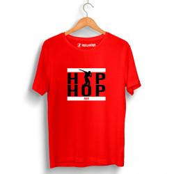 Groove Street - HollyHood - Grove Street Hiphop Run Kırmızı T-shirt