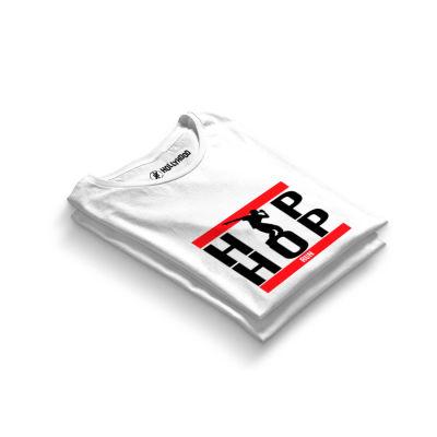HH - Groove Street Hiphop Run Beyaz T-shirt