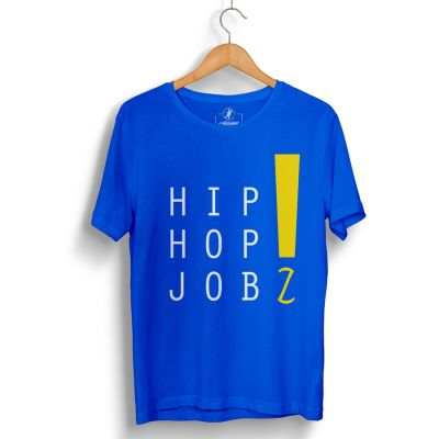 HH - Joker HipHop Jobz Mavi T-shirt