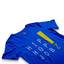 HH - Joker HipHop Jobz Mavi T-shirt - Thumbnail