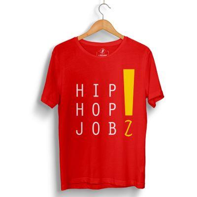 HH - Joker HipHop Jobz Kırmızı T-shirt