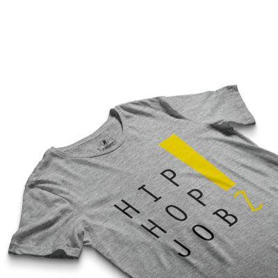 HH - Joker HipHop Jobz Gri T-shirt
