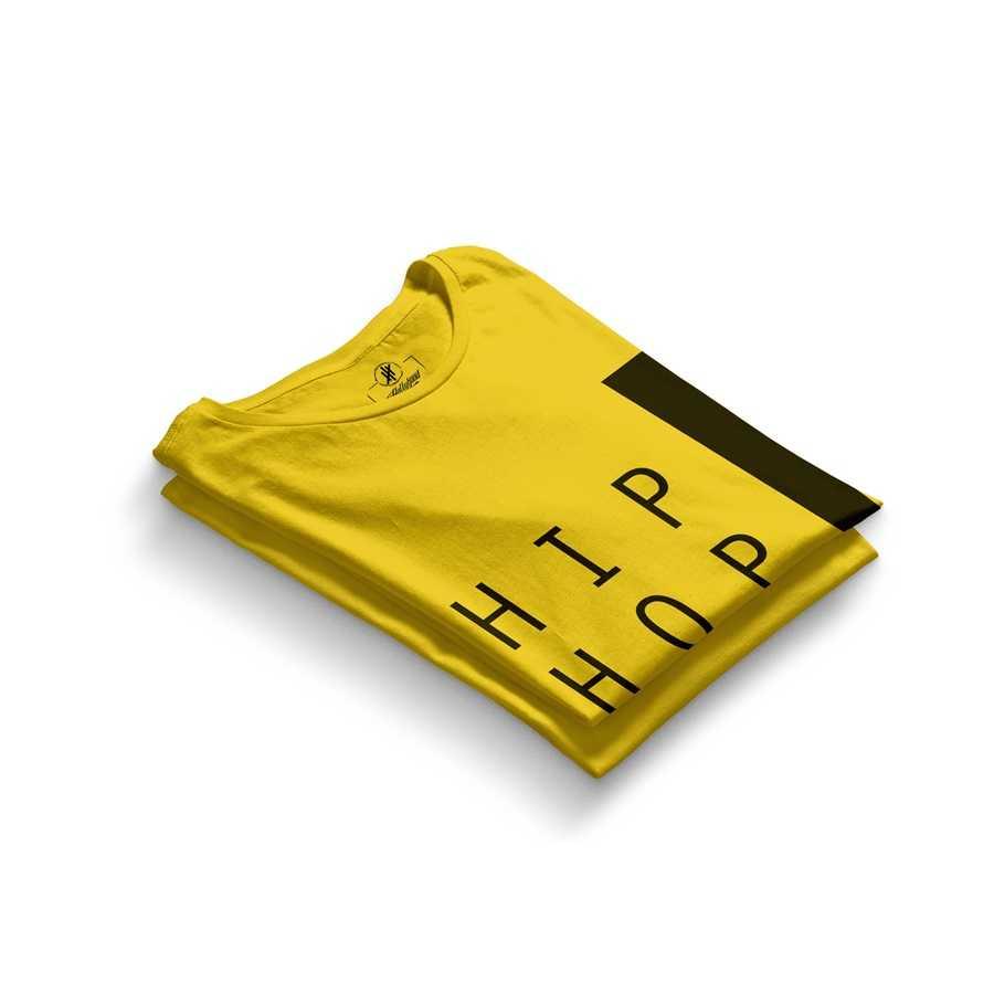 HH - Joker HipHop Jobz Sarı T-shirt