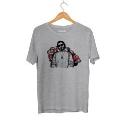 Aspova - HH - Aspova Portre Gri T-shirt