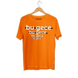 Ceg - HollyHood - Cegıd Bu Gece Turuncu T-shirt