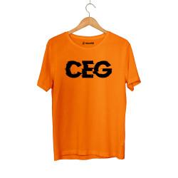 Ceg - HollyHood - Cegıd Ceg Turuncu T-shirt