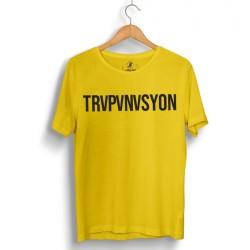 Cegıd - HollyHood - Cegıd Trapanasyon Sarı T-shirt