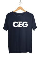 Ceg - HollyHood - Cegıd Ceg Lacivert T-shirt