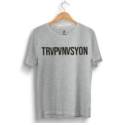 Cegıd - Hollyhood - Cegıd Trapanasyon Gri T-shirt