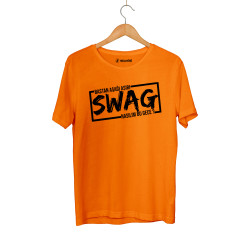 Ceg - Hollyhood - Cegıd Swag Turuncu T-shirt