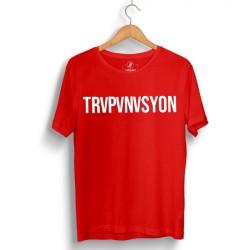 Cegıd - Hollyhood - Cegıd Trapanasyon Kırmızı T-shirt