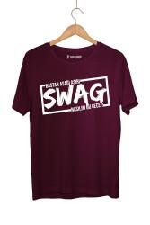Ceg - HollyHood - Cegıd Swag Bordo T-shirt