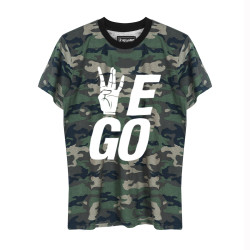 HH - We Go Kamuflaj T-shirt - Thumbnail