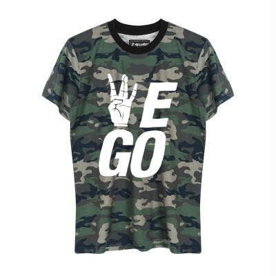 HH - We Go Kamuflaj T-shirt