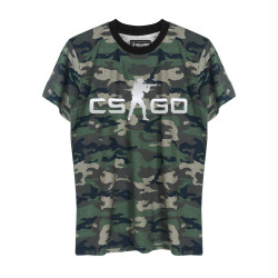 HH - CS:GO Kamuflaj T-shirt - Thumbnail