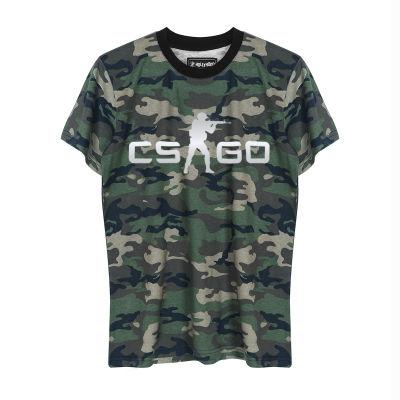 HH - CS:GO Kamuflaj T-shirt