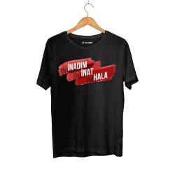 Contra - HollyHood - Contra İnadım İnat Hala Siyah T-shirt