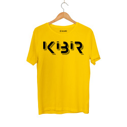 Contra - HollyHood - Contra Kibir Sarı T-shirt
