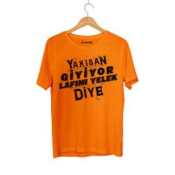 Contra - HH - Contra Yakışan Giyiyor Turuncu T-shirt