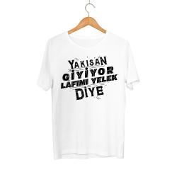 Contra - HollyHood - Contra Yakışan Giyiyor Beyaz T-shirt