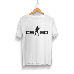HollyHood - HollyHood - CS:GO Beyaz T-shirt