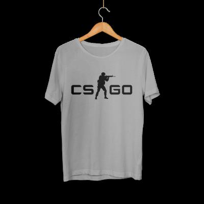 CS:GO - HH - CS:GO Gri T-shirt