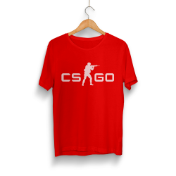 HollyHood - HollyHood - CS:GO Kırmızı T-shirt