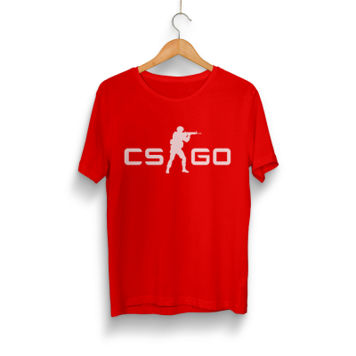 HH - CS:GO Kırmızı T-shirt