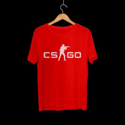 CS:GO - HH - CS:GO Kırmızı T-shirt