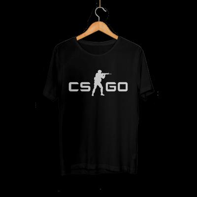 HH - CS:GO Siyah T-shirt
