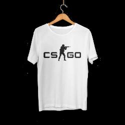 CS:GO - HH - CS:GO Beyaz T-shirt