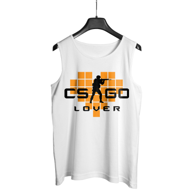 HH - CS:GO Turuncu Lover Beyaz Atlet