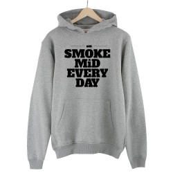 HollyHood - HollyHood - CS:GO Smoke Mid Gri Hoodie