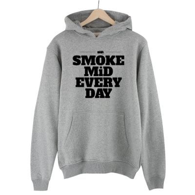 HH - CS:GO Smoke Mid Gri Hoodie
