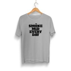 CS:GO - HH - CS:GO Smoke Mid Gri T-shirt