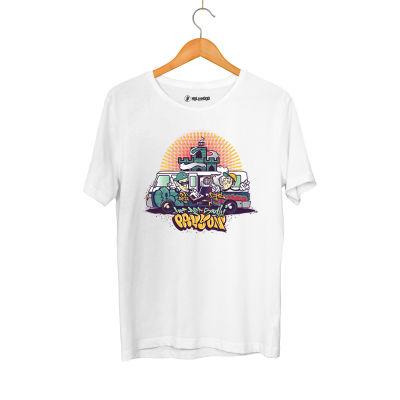 HH - DJ Artz Pavyon Beyaz T-shirt