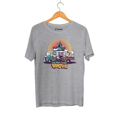 HH - DJ Artz Pavyon Gri T-shirt