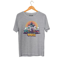 DJ Artz - HH - DJ Artz Pavyon Gri T-shirt