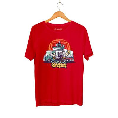 HH - DJ Artz Pavyon Kırmızı T-shirt