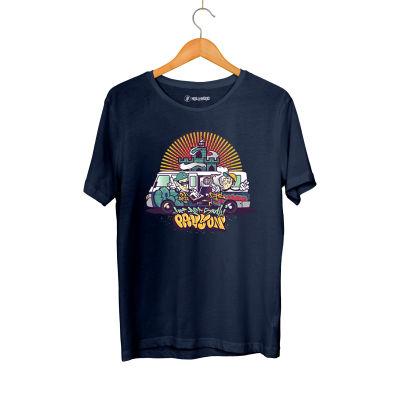DJ Artz - HH - DJ Artz Pavyon Lacivert T-shirt