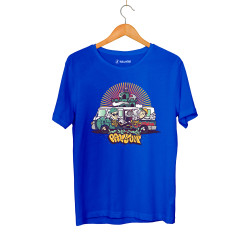 DJ Artz - HH - DJ Artz Pavyon Mavi T-shirt
