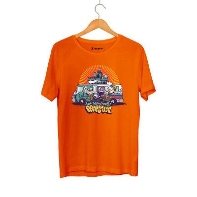 DJ Artz - HH - DJ Artz Pavyon Turuncu T-shirt