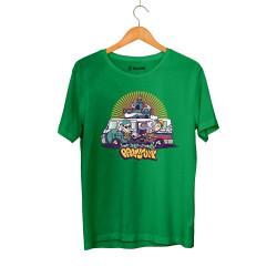 DJ Artz - HH - DJ Artz Pavyon Yeşil T-shirt