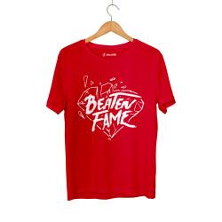 E.O. Beatenfame - HH - Elçin Orçun Beaten Fame Diamond Kırmızı T-shirt